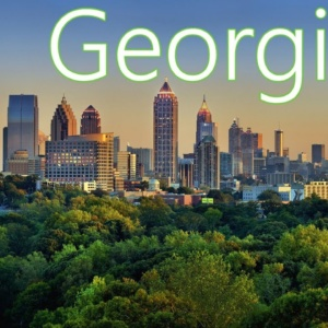 Georgia spells Home Georgia 300x300